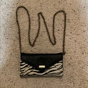 Vans Crossbody Wallet with Chain Strap